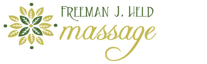 Freeman J. Held Massage at Central Park Tennis Club